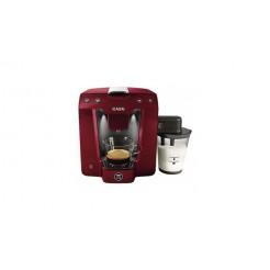 AEG Favola Cappuccino LM5400MR Espresso Machine Metallic Rood