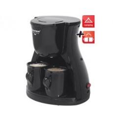 Bestron ACM8007Z Duo Koffiezetapparaat + 2 Kopjes 450W