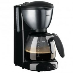 Braun KF570 CaféHouse PurAroma - koffiemachine, 1100 Watt, auto-off