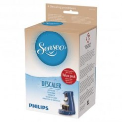 Philips HD7012/00 - senseo ontkalker, 4 ontkalkingscycli