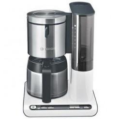 Bosch TKA8651 STYLINE - Thermo - Koffiezetter, Wit/Antraciet