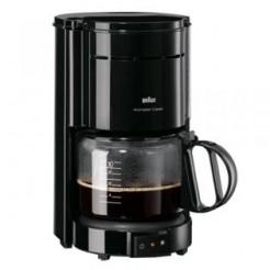 BRAUN KF47 zwart - koffiezetter, 1000 Watt