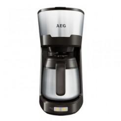 AEG KF 5700 - Koffiezetter, thermokan, Zwart / Rvs