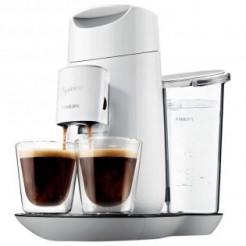 Senseo HD7871/10 Twist - Senseo koffiepadmachine, wit