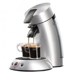 Philips HD7812/50 Senseo zilver - Koffiepad machine