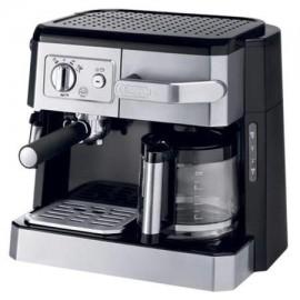 DeLonghi BCO 420 zwart/zilver - Combi Koffiezetter