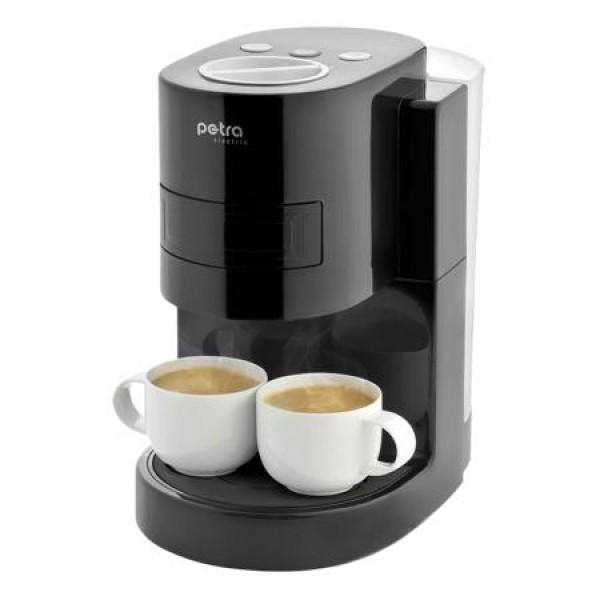 petra electric km koffiepadmachine 1 5 liter. Black Bedroom Furniture Sets. Home Design Ideas