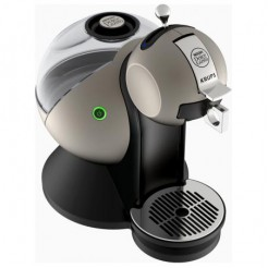 Krups KP2109 Dolce Gusto Melody II - Espressomachine, Titanium