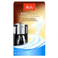 Melitta ANTI CALC Filter Cafe Machines - Ontkalker voor Melitta-Volautomaten
