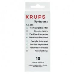 Krups F05500 Reinigingstabletten - Alleen voor Orchestro en Siziliana