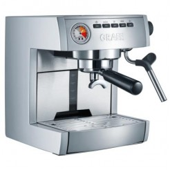 GRAEF ES 85 EU - Traditionele Espressomachine, 1470 Watt