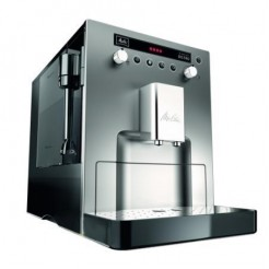 Melitta Caffeo Bistro new Generation - Koffie-Espressovolautomaat, Zilver