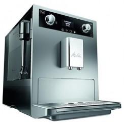 Melitta Caffeo Gourmet - Koffie-Espressovolautomaat, Zilver