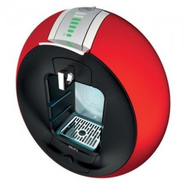 Krups KP5105 - Dolce Gusto Circolo Automatic - red