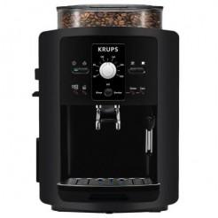 Krups EA 8000 Espresseria Automatic - Koffie-Espressovolautomaat Zwart