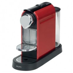Krups XN7205 Citiz - Nespressomachine, Fire Engine Red