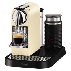 DeLonghi EN 266.CWAE Citiz & Milk - Nespresso met Melkopschuimer, 19 bar