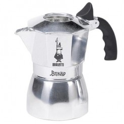 Bialetti Brikka Elite 2 Koppen - Espressokoker