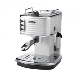 DeLonghi ECZ 351.W - Traditionele espressomachine, ZinkWit