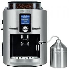Krups EA826E Automatic - Koffie-volautomaat rvs/zwart