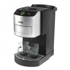 Petra Electric KM 44.07 - Koffie-Pad-Automaat, 1600 Watt